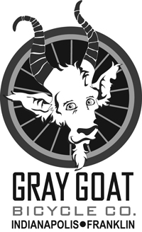 Gray Goat link and logo
