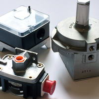image of three pressure switches