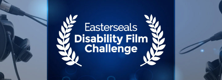 Disability Film Challenge banner and logo