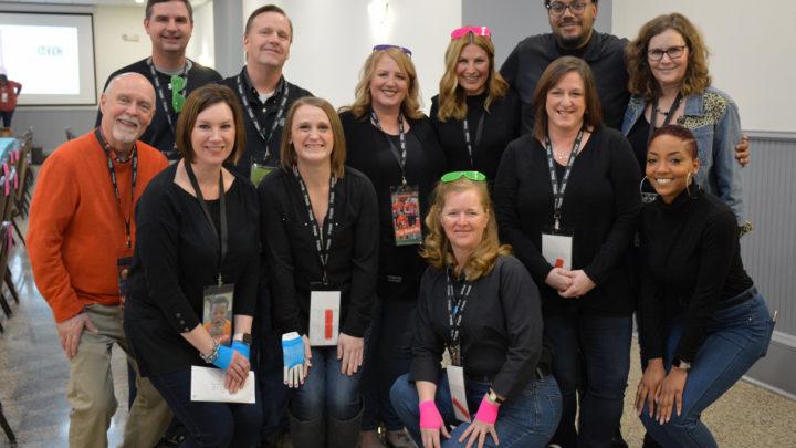 photo of staff at Bingo Bonanza