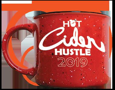 Hot Cider Hustle mug