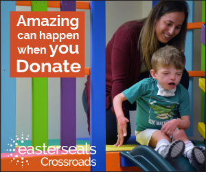 amazing can happen when you donate