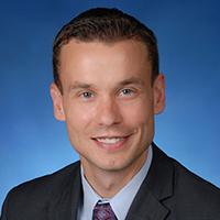 Portrait of Matt Bruhn.