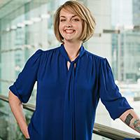 Portrait of Sara Croft